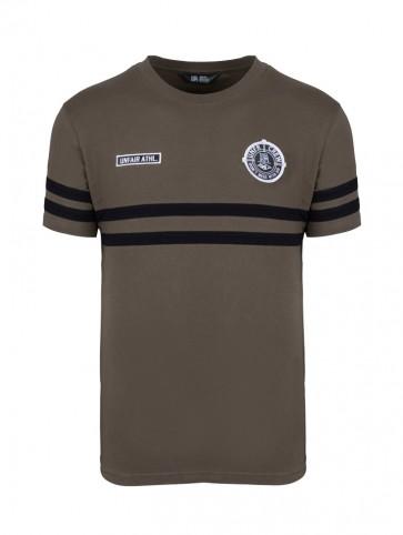 Unfair Athletics - DMWU T-Shirt (Olive/Black)