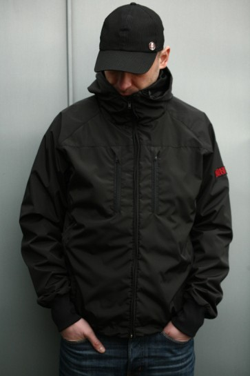 Mathori London - Sarpedon Rain & Wind Jacket (Black)