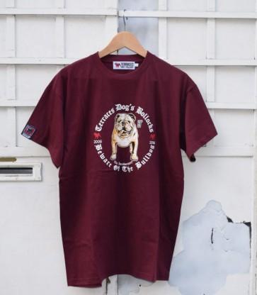 Terraces - Beware Of The Bulldog, 10th Anniversary (Burgundy)
