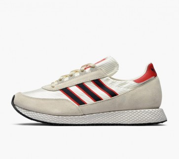 Adidas SPZL - Glenbuck (Brown / Off White / Granite)