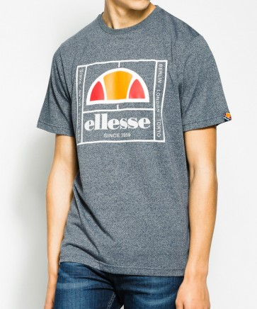 Ellesse - Demetrio T-Shirt (Dress Blues Marl)