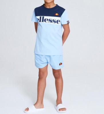 Ellesse Kids - Elbrio T-Shirt (Light Blue)