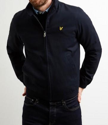 Lyle & Scott - Harrington Jacket (Navy)