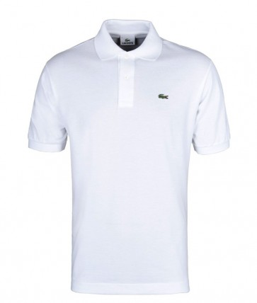 Lacoste - Classic Fit L.12.12 Polo Shirt in White