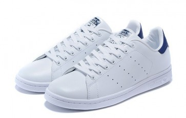 Adidas Originals - Stan Smith (White / Navy) M20325