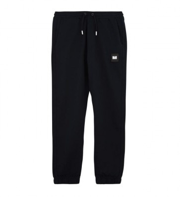 Weekend Offender - Manele Cotton Pants (Navy)