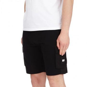 Weekend Offender - Pink Sands Shorts (Black)