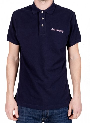 Best Company - Polo shirt (Navy)