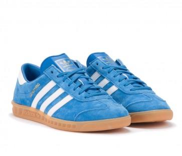 Adidas Originals - Hamburg (Bluebird / White)