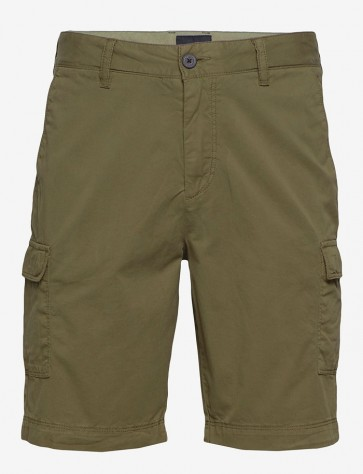 Lyle & Scott - Cargo Shorts in Lichen Green (SH1206V)