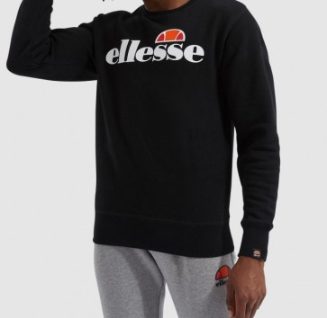 Ellesse - Succiso Crew Sweat (Anthracite)