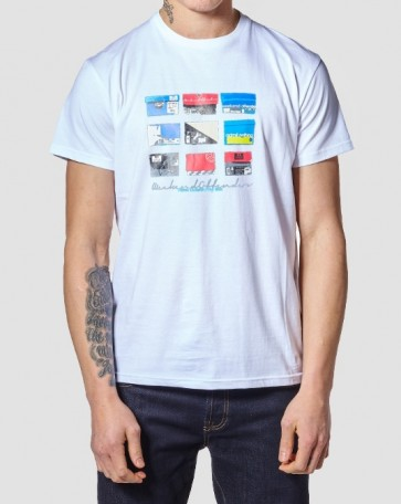Weekend Offender - Think T-Shirt (White)