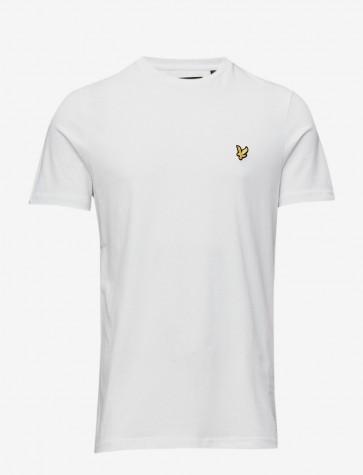 Lyle & Scott - Crew Neck T-Shirt (White)