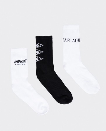Unfair Athletics - Athletic Socks 3 Pack