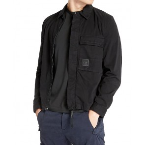 CP Company - Gabardine Shirt in Black