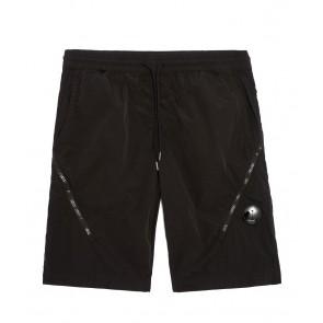 CP Company - Lens Cargo Shorts Bermuda in Black