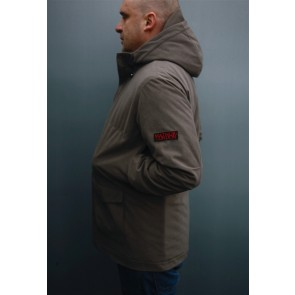 Mathori London - Parka in Grey