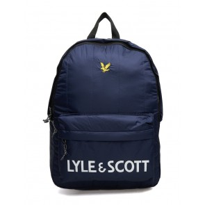 Lyle & Scott - Wadded Rucksack in Navy