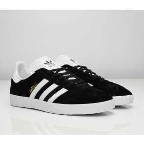 Adidas Originals - Gazelle Shoes in Black (BB5476)
