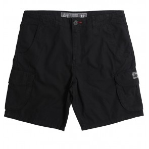 Peaceful Hooligan - Bunker Shorts (Black)