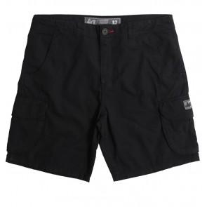 Peaceful Hooligan - Bunker Shorts (Black)