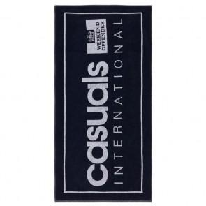 Weekend Offender - Casuals Towel (Navy)