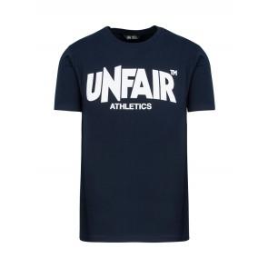 Unfair Athletics - Classic Label T-Shirt (Navy)