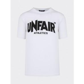 Unfair Athletics - Classic Label T-Shirt (White)
