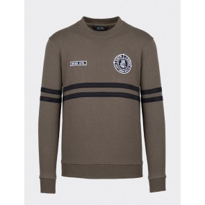 Unfair Athletics - Crewneck Sweatshirt (Olive/Black)
