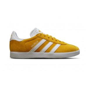 Adidas Originals - Gazelle (Active Gold & White)