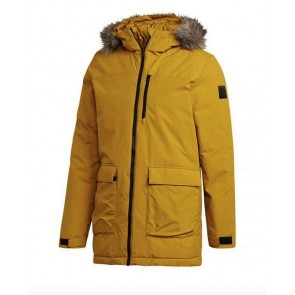 Adidas - Xploric Parka in Yellow