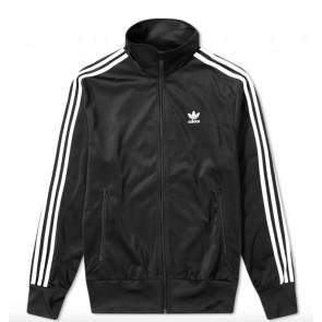 Adidas Originals - Firebird Tracktop in Black
