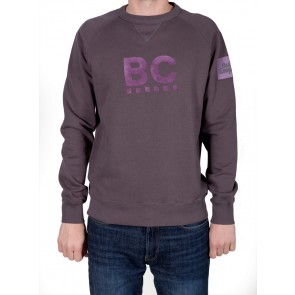 Best Company - Crew Neck Raglan Fleece BC (Roccia)