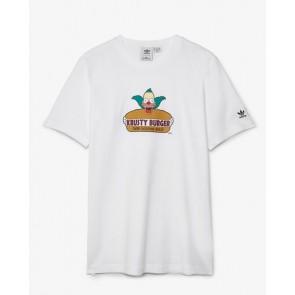 Adidas x Simpsons - Krusty Burger T-Shirt