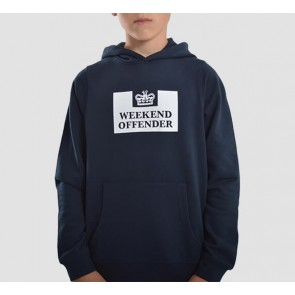 Weekend Offender - Kids HM Service Navy