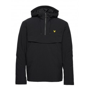 Lyle & Scott - Warm Up Anorak in True Black