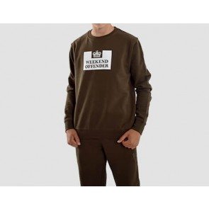 Weekend Offender - Kids Penitentiary Sweatshirt (Uniform)