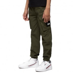 Weekend Offender - Kids Pianemo Pants (Dark Army)