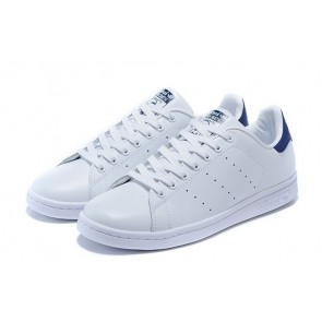 Adidas Originals - Stan Smith (White / Navy) M20325