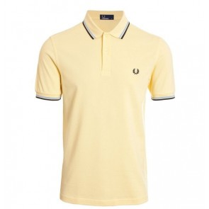 Fred Perry - Polo shirt in Yellow