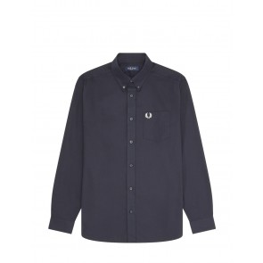 Fred Perry - Oxford Shirt in Navy
