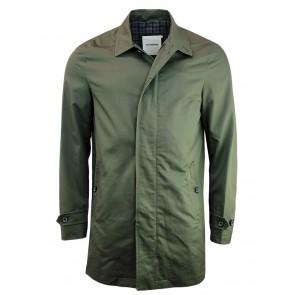 Ben Sherman - Cotton Gaberdine Mac Coat