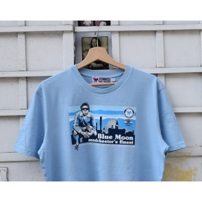 Terraces - ''Blue Moon'' T-Shirt in Sky Blue