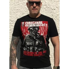 Mathori London - Milgram Project T-Shirt (Black)