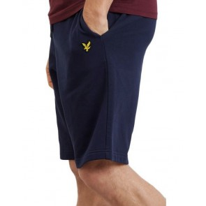 Lyle & Scott - Sweat Shorts in Navy