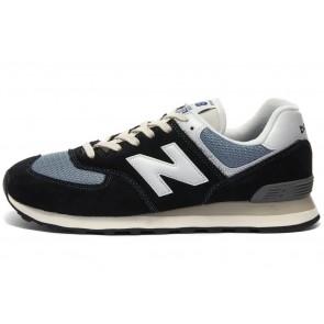 New Balance - ML574HF2 (NAVY & BLUE)
