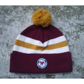 "Terraces - ""MONKEY"" Bobble Hat"