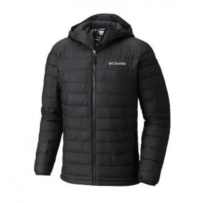 Columbia - Powder Lite Hooded Jacket in Black