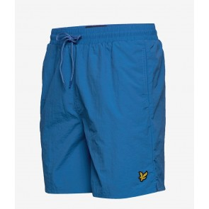 Lyle & Scott - Plain Swim Shorts (Bright Cobalt)