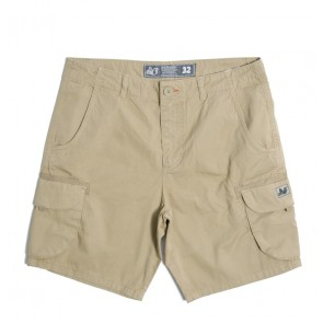 Peaceful Hooligan - Bunker Shorts (Stone)